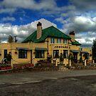 Jubilee Inn, East Anstey, Somerset by Rob Hawkins