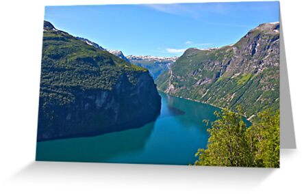 3411 ♥ ♥ ♥ ♥ series . Earth Wonders -  the Gerianger Fjord . Møre og Romsdal . Norway . by Brown Sugar. 17 Views: 3411 .This image Has Been S O L D . Thanks friends ! Thx !. by AndGoszcz