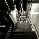 stairway by taylordace
