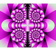 Spiral Quartet Photographic Print