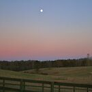 Pastel Moonrise by Chelei