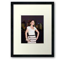 Lesley 2 Framed Print