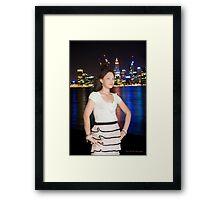 Lesley 3 Framed Print