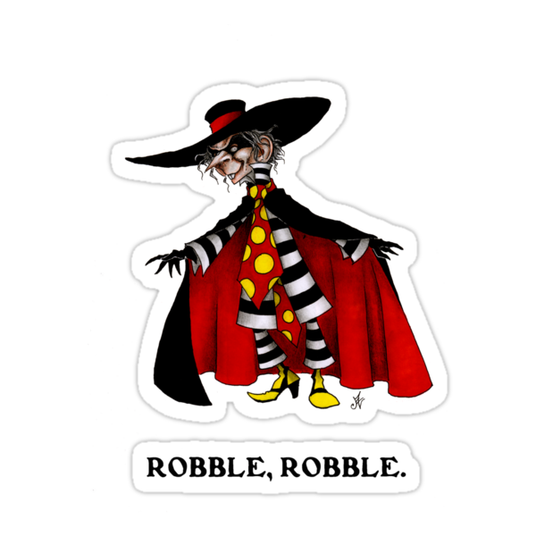 Robble, Robble by JELarson