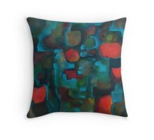 ANCIENT CITADEL Throw Pillow