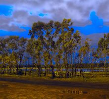 Lake Fyans 2 by ashara
