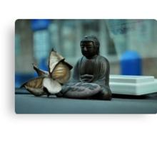 Buddha of  the traveler  Canvas Print