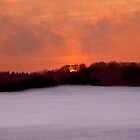 Red snow by imagic