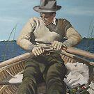 Fishing in the Gene Pool II by Peggy Selander