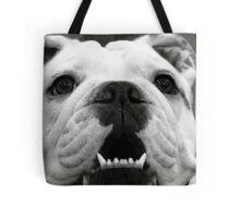 Butch the Bulldog Tote Bag