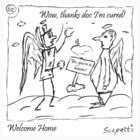 Welcome Home by Scapetti