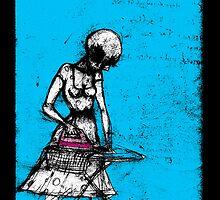 an Ironing Affair by chloemann