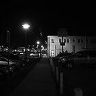Nighttime in Carolina Beach by mojo1160