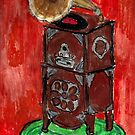 Grandma's Gramophone by RobynLee