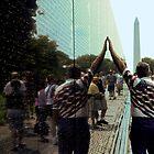 Vietnam Veterans Memorial Wall by Joe Bashour