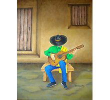 Mexican Serenade Photographic Print