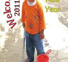 Hello 2011 by Bobby Dar