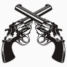 Revolvers by Karl Whitney
