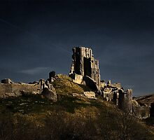 Corfe Castle by Country  Pursuits