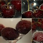 Red Bubbles by chloemay