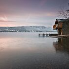 The Duke Of Portland Boathouse by Brian Kerr