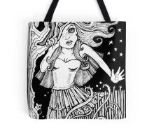 Hey There Little Red Riding Hood Tote Bag