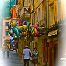 Streets Of Corfu (Greece). by Brown Sugar . Merry Christmas. F*. Favorites: 2 Views: 436 .  Kalimera Hellada ! Epitichia ! by AndGoszcz