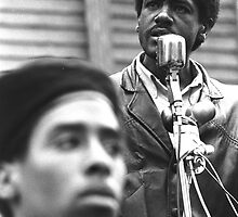 bobby seale and the black panthers by mel zimmer