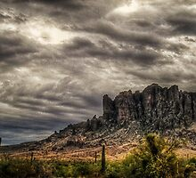 The Superstitions II by Saija  Lehtonen