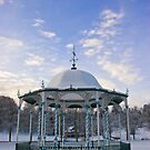 Shrewsbury Bandstand by Andy Cork