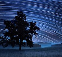 Stars Over Cade's Cove by Spencer Black