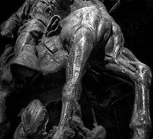 Dark Horse by Bob Larson