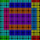 PLAID 55 by OTIS PORRITT