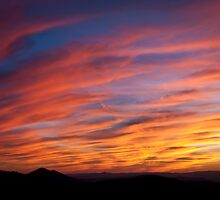 Awesome Parkway Sky by Sean Routon