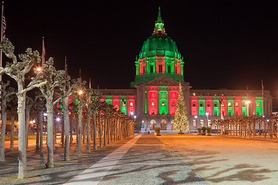 San Francisco City Hall by Nickolay Stanev