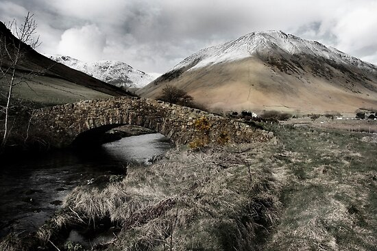 Wasdale, Lake District, England by Nigel Donald