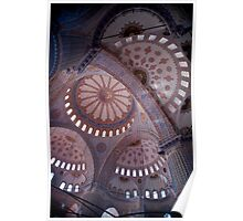 Blue Mosque 1 Poster