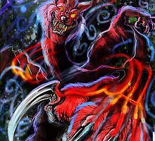 Grim-Viral Virus by KimboDragon