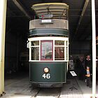 Hobart Double Deck Tram by Derwent-01