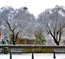 All Saints Church, Snow, Northampton by Veterisflamme