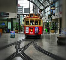 Tramcar Shopping by cullodenmist