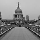 St Paul's by TheWalkerTouch