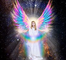 Angel Of the Milky Way by Endre