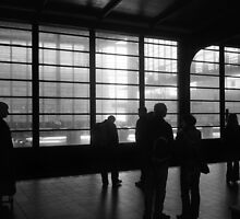 Bahnhof Zoo, Berlin by Richard McKenzie