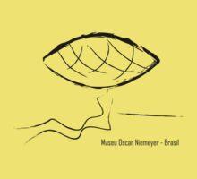 Oscar Niemeyer Museum by Mylla Ghdv