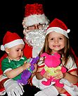 Santa's Visit On Christmas Eve by Evita