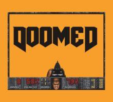 doom 2 by damdirtyapeuk
