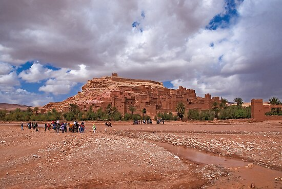 The great kasbah! by Konstantinos Arvanitopoulos