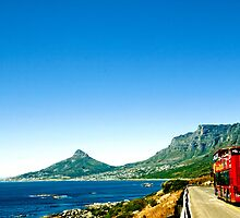 Camps Bay South Africa by JandeBeer