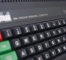 Amstrad CPC 464 by billlunney